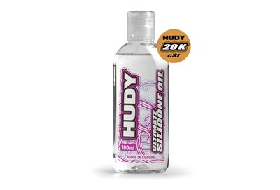 HUDY ULTIMATE SILICONE OIL 20 000 cSt - 100ML - 106521