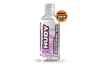 HUDY ULTIMATE SILICONE OIL 30 000 cSt - 100ML - 106531