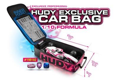 HUDY CAR BAG - 1/10 FORMULA - 199182