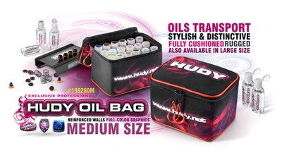 HUDY OIL BAG - MEDIUM - 199280M