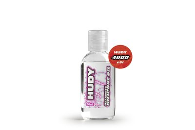 HUDY ULTIMATE SILICONE OIL 4000 cSt - 50ML - 106440