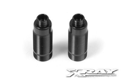 XRAY Alu Rear Shock Body - Hard Coated (2) - 368220