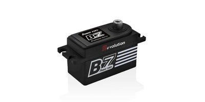 PowerHD B7 Revolution HV Low Profile Servo