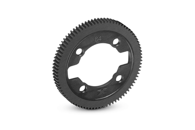 XRAY COMPOSITE GEAR DIFF SPUR GEAR - 84T / 64P - 375784