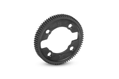 XRAY COMPOSITE GEAR DIFF SPUR GEAR - 76T / 64P - 375776
