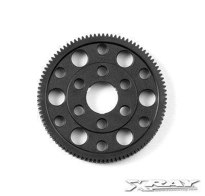 XRAY Offset Spur Gear 96T : 64 - 305866