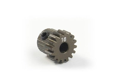 XRAY Narrow Pinion Gear Alu Hard Coated 16T : 48 - 305916