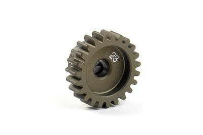 XRAY Narrow Pinion Gear Alu Hard Coated 23T : 48 - 305923
