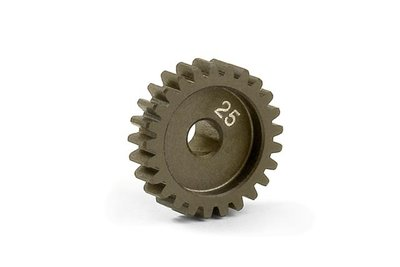 XRAY Narrow Pinion Gear Alu Hard Coated 25T : 48 - 305925