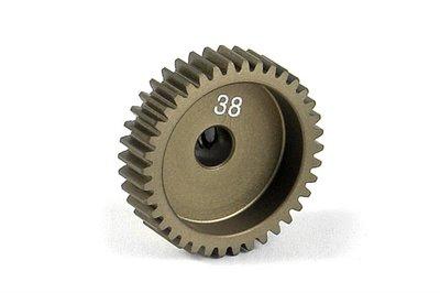 XRAY Narrow Pinion Gear Alu Hard Coated 38T : 64 - 305988