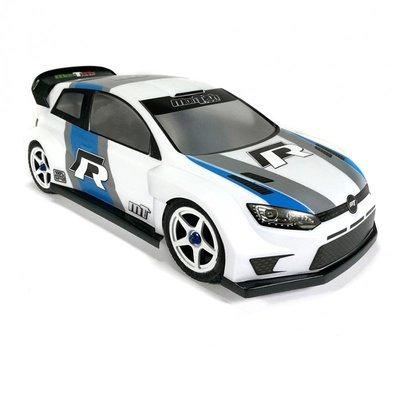 Mon-Tech WR4 Rally Body - 017-005