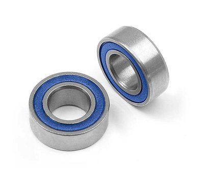 XRAY High-Speed Ball-Bearing 5X9X3 Rubber Sealed (2) - 940509