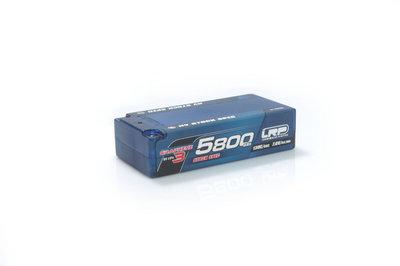 LRP HV Stock Spec Shorty GRAPHENE-3 5800mAh Hardcase Akku - 7.6V LiPo - 130C/65C - 430285