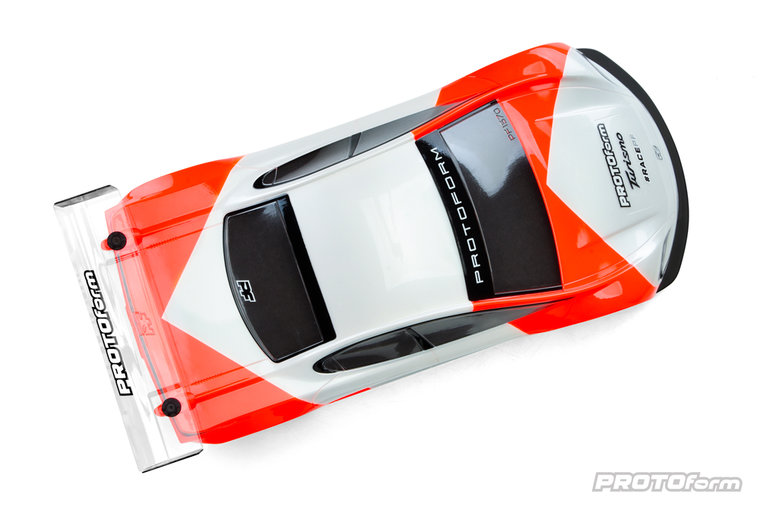 Protoform Turismo Clear Body Lightweight 190mm - 1570-25