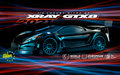 XRAY GTX8.3 - 1/8 LUXURY NITRO ON-ROAD GT CAR - 350502