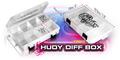 HUDY DIFF BOX - 8-COMPARTMENTS - 298019