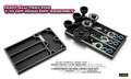 HUDY ALU TRAY FOR 1/10 OFF-ROAD DIFF ASSEMBLY - 109840